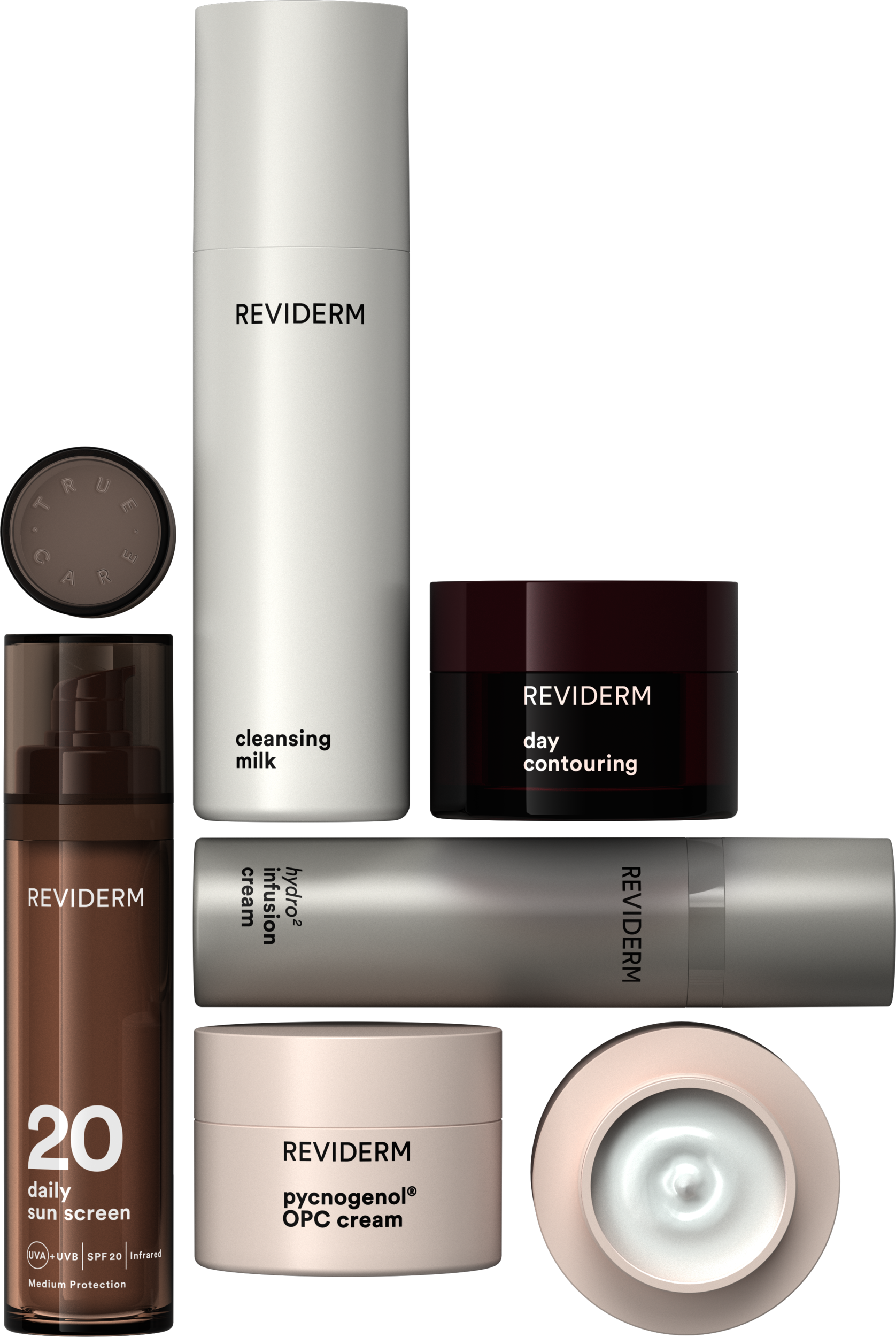 Produktegruppen Mix - Cosmetic Evelyn